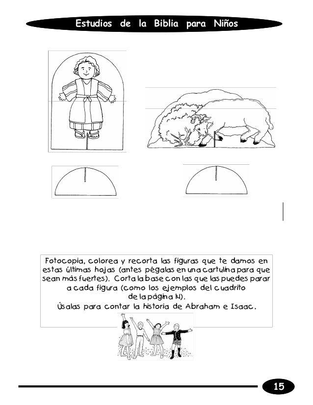 Hermosa Biblia Preescolar Para Colorear Ornamento - Páginas Para ...