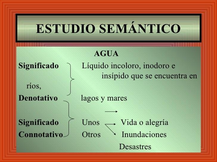 Estudio semantico for Inodoro significado