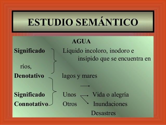 Estudio semantico 2 1 for Inodoro significado