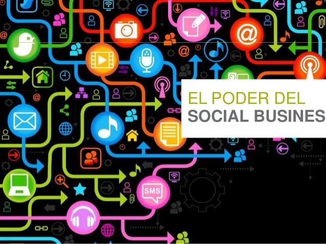 EL PODER DELSOCIAL BUSINESS