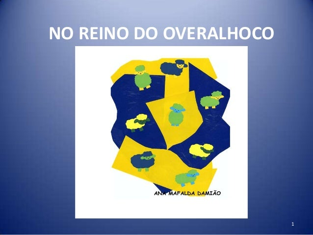 NO REINO DO OVERALHOCO  1