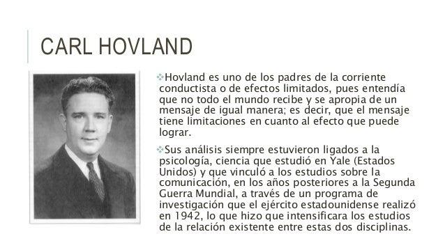 Carl Hovland - National Academy of Sciences