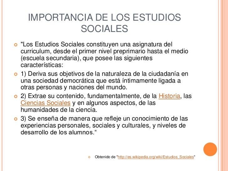 Estudios sociales i ciclo for Importancia de la oficina wikipedia