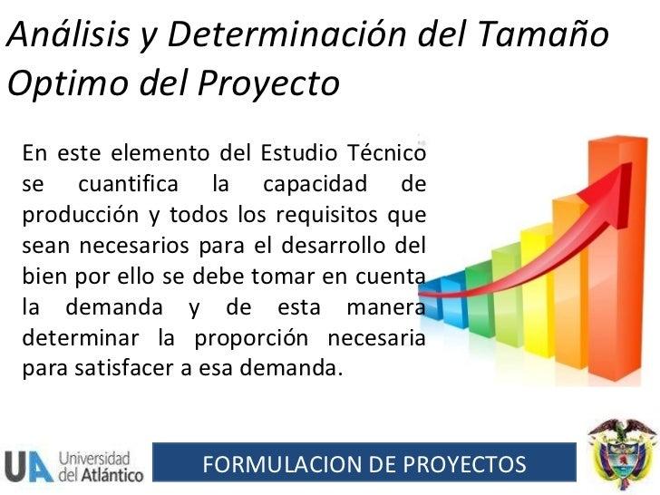 Estudio tecnico f de proyectos for Proyecto tecnico ejemplos