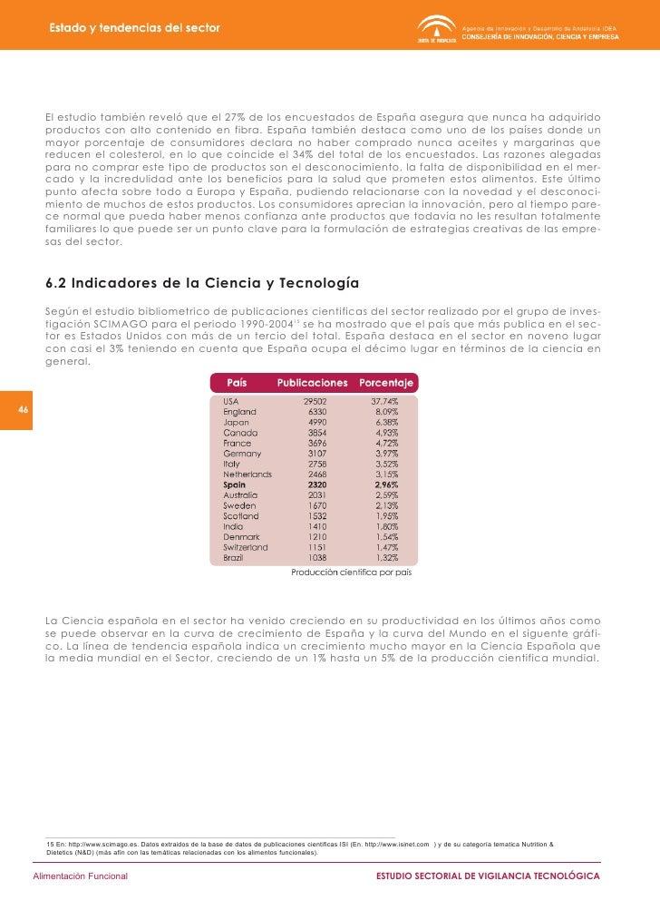 48                           Vision general de todos los campos cientificos de España en el Atlas de la Ciencia           ...