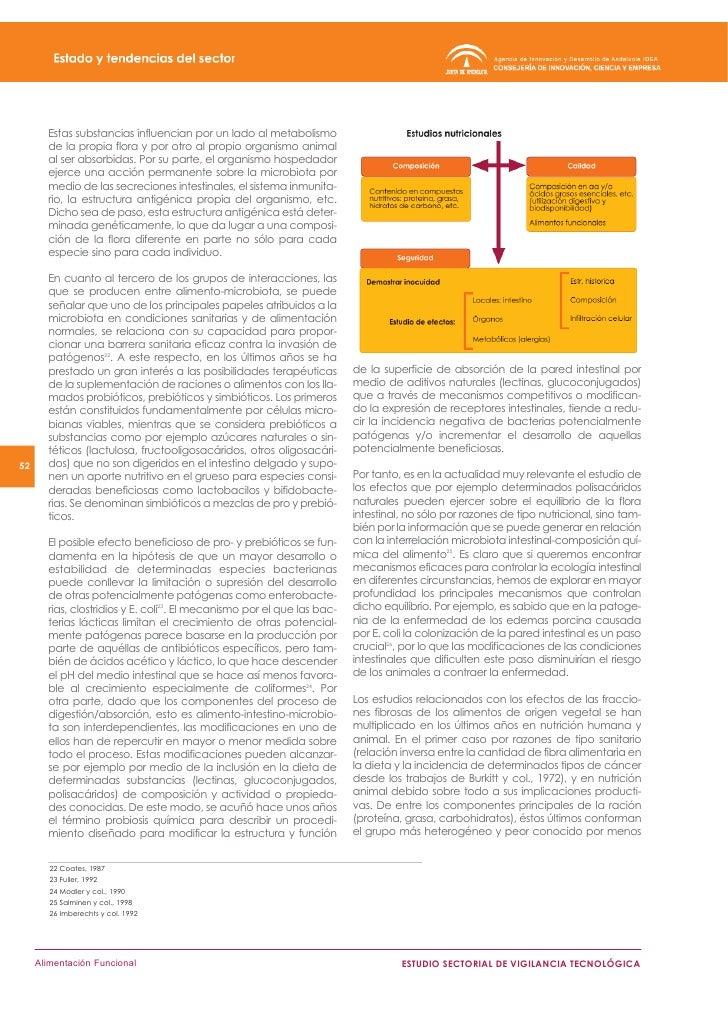 Technology Monitoring Report: Nutraceuticals / Estudio de Vigilancia Tecnológica: Alimentos Funcionales