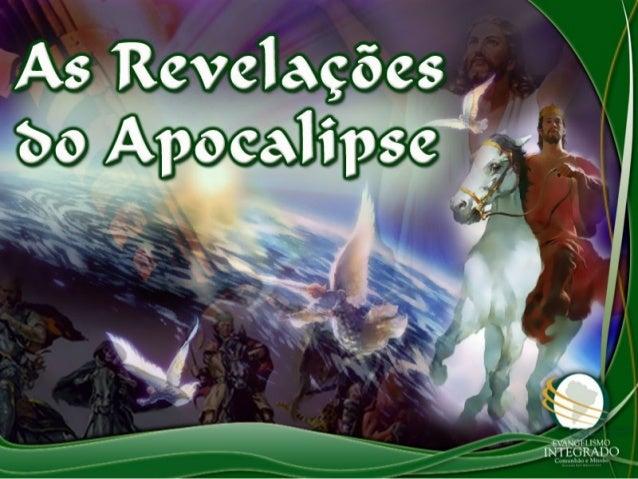 """Conhecer o personagem central de um livro o faz mais agradável. O mesmo ocorre com o Apocalipse A palavra """"Apocalipse"""" sig..."""