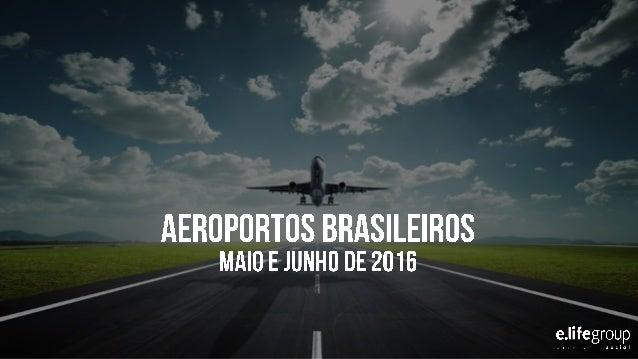 O objetivo dessa análise é entender tudo o que foi falado em torno de 15 aeroportos brasileiros com os maiores índices de ...