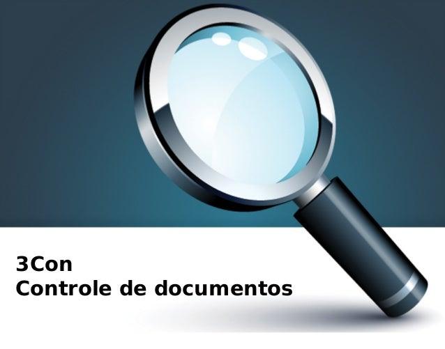 3Con Controle de documentos