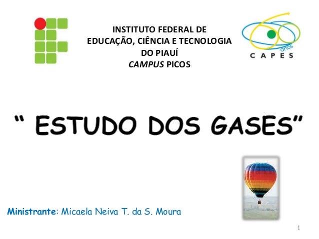 INSTITUTO FEDERAL DE                  EDUCAÇÃO, CIÊNCIA E TECNOLOGIA                             DO PIAUÍ                 ...