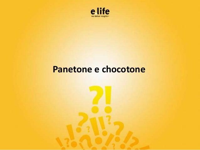 Estudo sobre Panetones e Chocotones 2014 no Twitter Slide 3