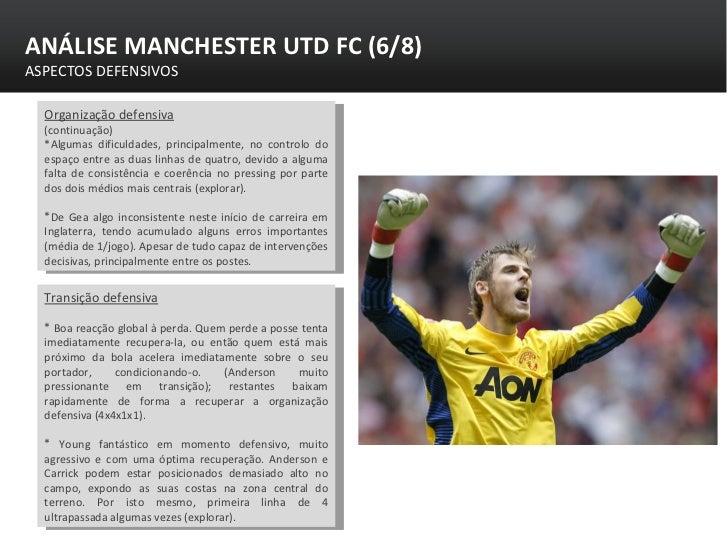 Estudo Manchester United FC Slide 6