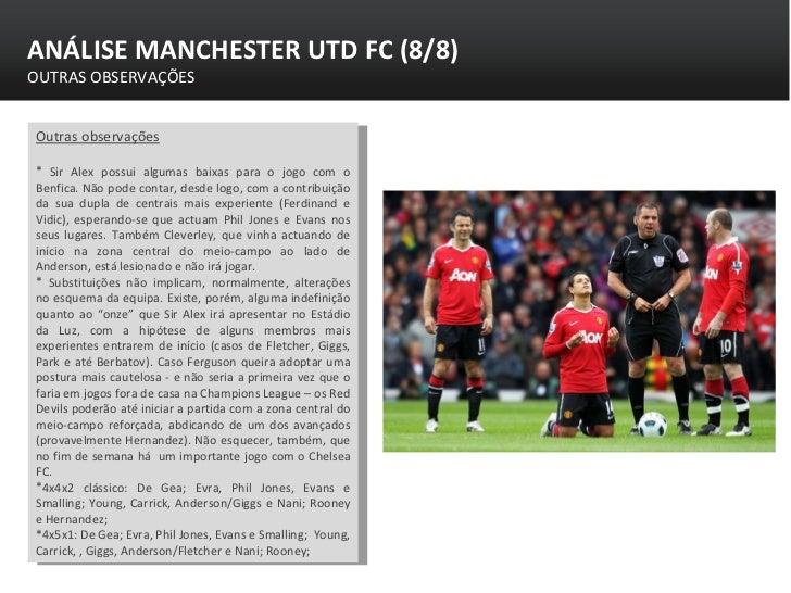 Estudo Manchester United FC Slide 8