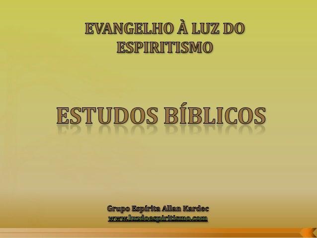 Estudos bíblicos - n.4