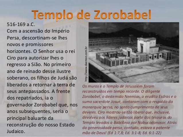 Estudo Sobre O Templo Do Senhor