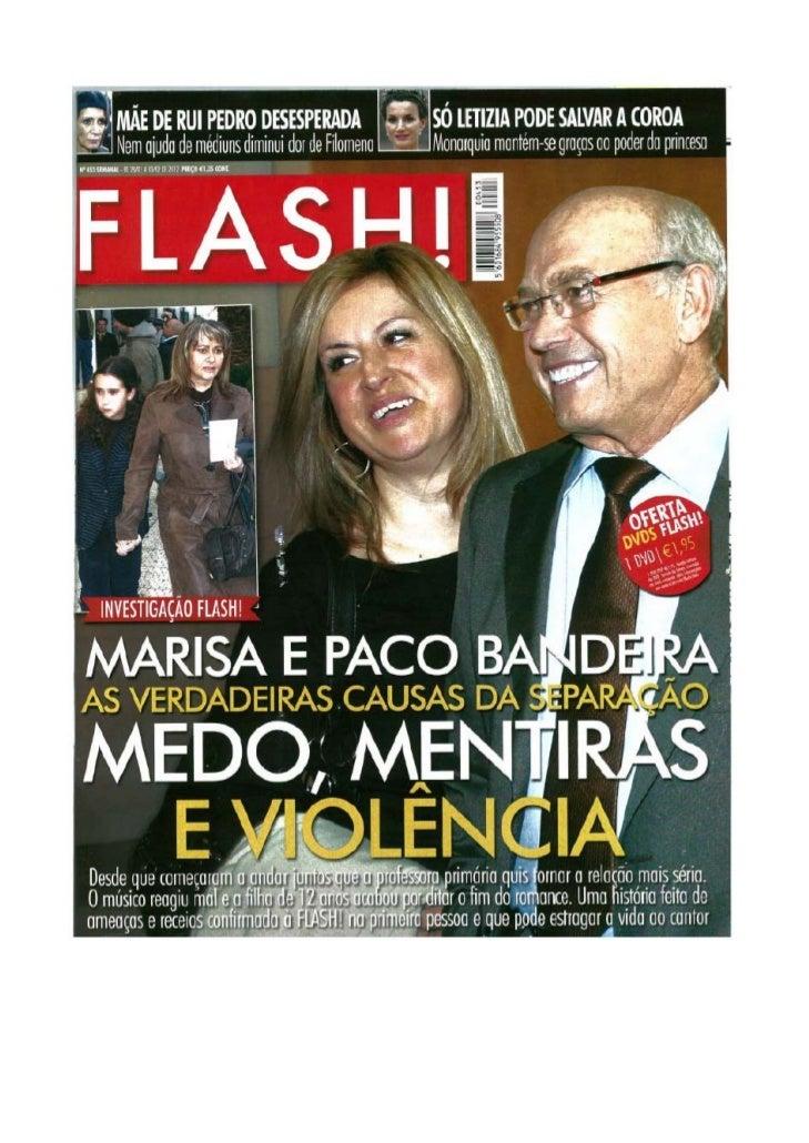 O Estufa Real na revista Flash!