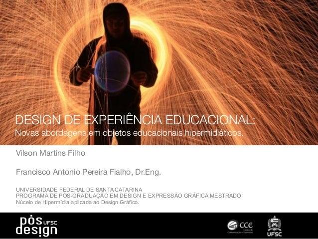Design de Experiência Educacional