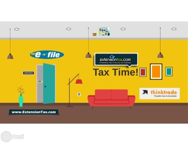 Form 7004 Extension Tax Return Online