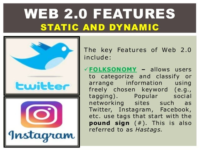 Web 2. 0 ppt.