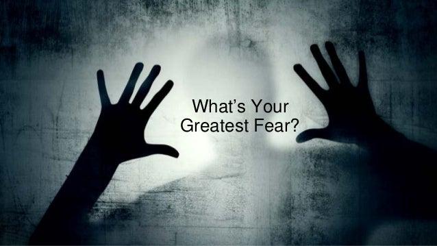 Wonderful Charles Schwab Whatu0027s Your Greatest Fear?  What Is Your Greatest Fear