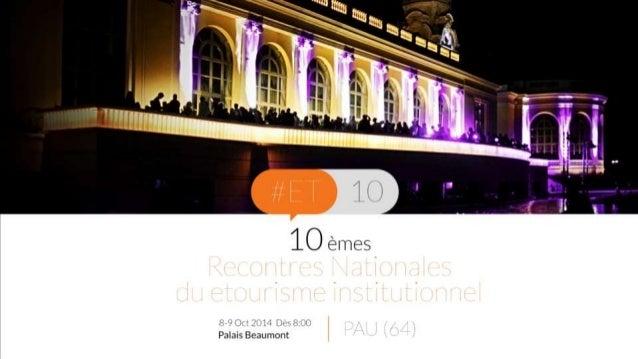 ATELIER 4  Titre de la présentation  OBJETS ET INTERFACES Intervenant - date  CONNECTES  Palais Beaumont-8 Octobre 2014