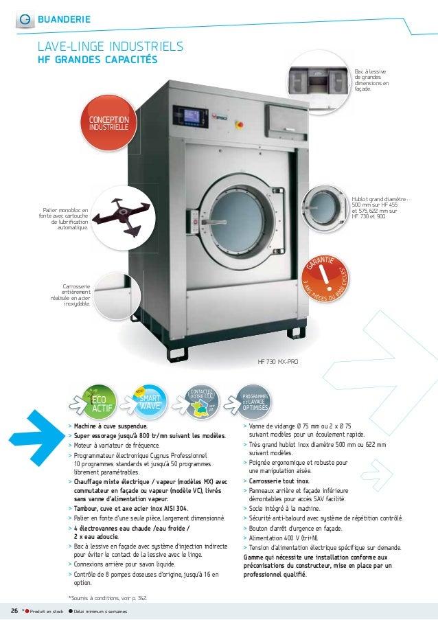 Ipso commercial machine à laver remplissage électrovanne 05