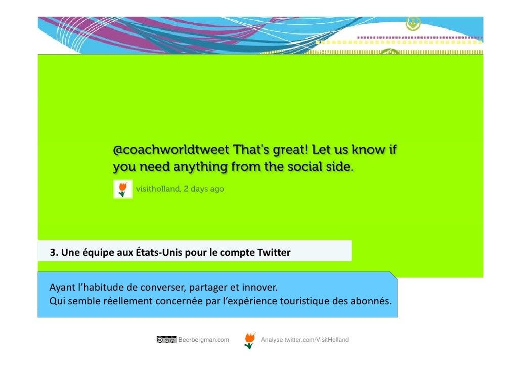 3.UneéquipeauxÉtats‐UnispourlecompteTwitterAyantl'habitudedeconverser,partageretinnover.Quisembleréellem...