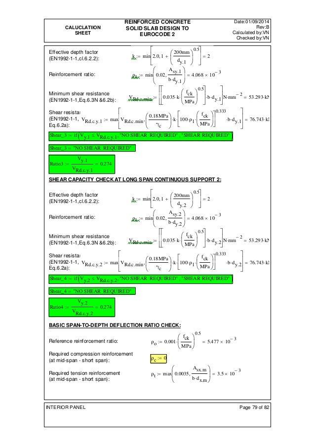 CSI ETABS & SAFE MANUAL: Slab Analysis and Design to EC2