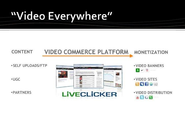 eBags Video Commerce by Peter Cobb Slide 3