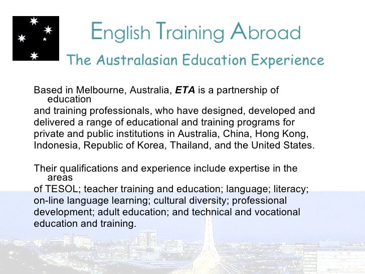 Australian culture and customs language learning