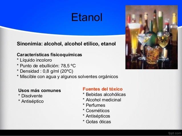 Etanol metanol for Marmol caracteristicas y usos