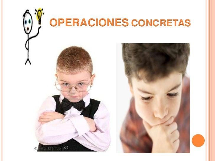 OPERACIONESCONCRETAS<br />
