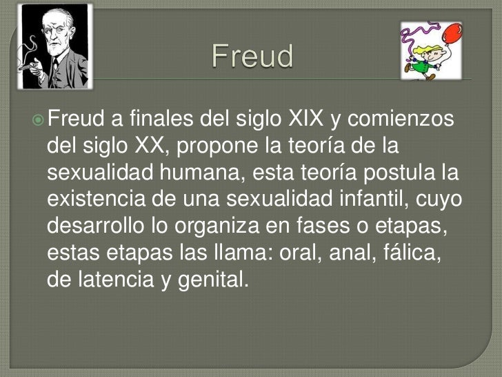 Sicosexual freud
