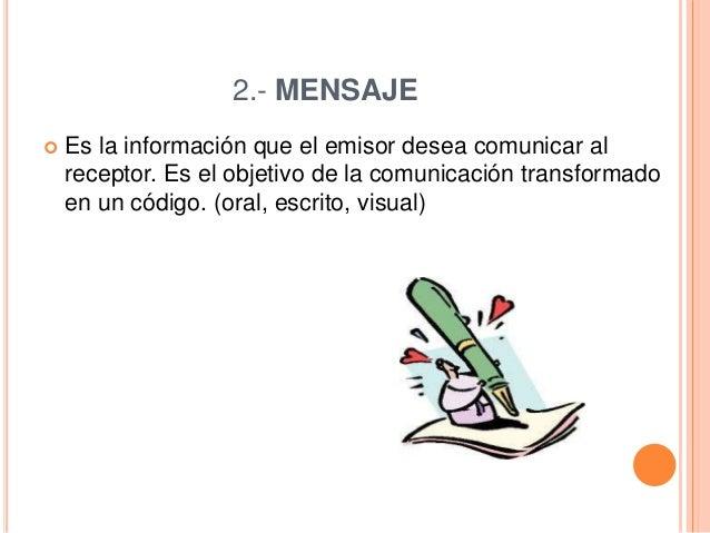 Etapas del proceso de la comunicación Slide 3