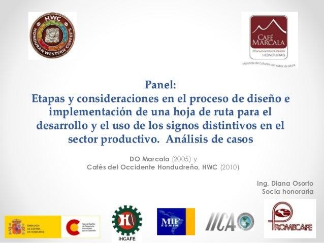 Panel: Etapas y consideraciones en el proceso de diseño e implementación de una hoja de ruta para el desarrollo y el uso d...