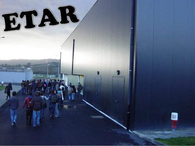 O que é uma ETAR?O que é uma ETAR? São estações de tratamento das águas residuais deSão estações de tratamento das águas r...