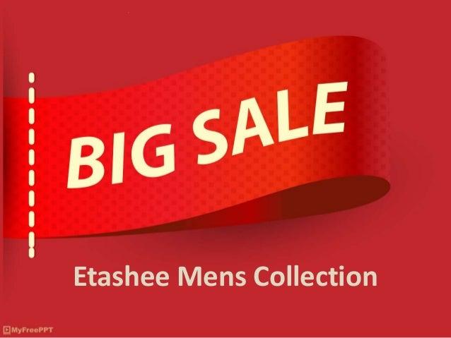 Etashee Mens Collection