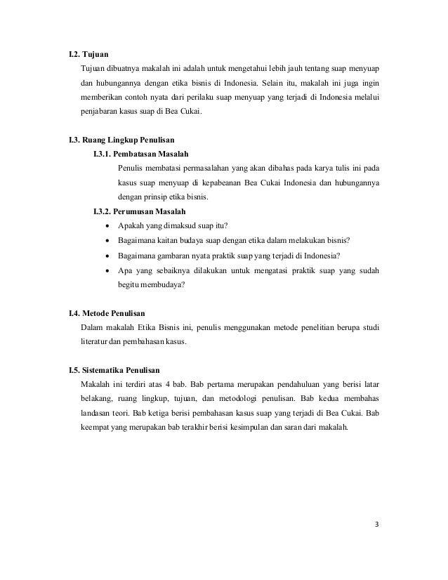 Contoh Makalah Etika Dakwah - Job Seeker
