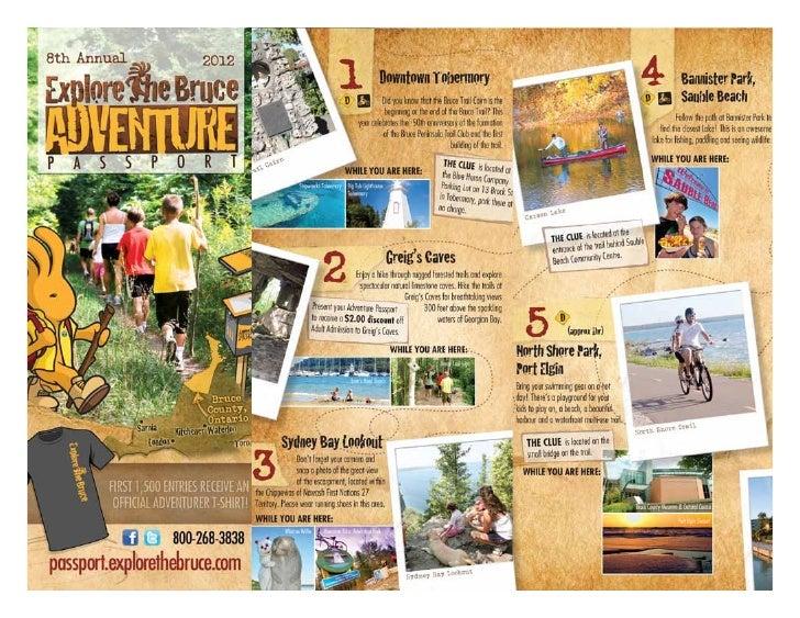 Adventure Passport 2012