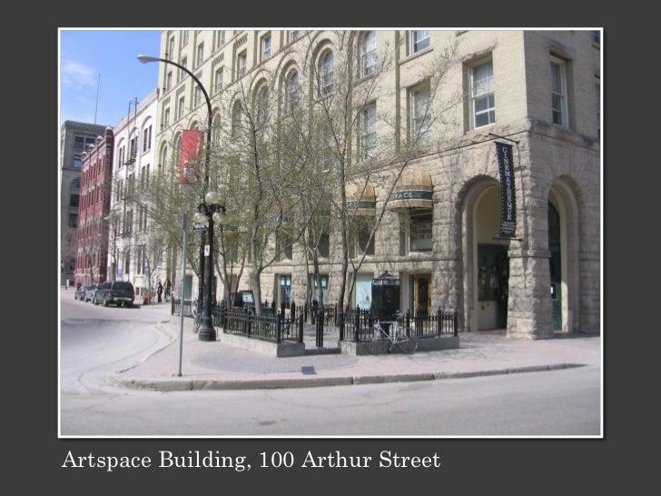 Artspace Building, 100 Arthur Street