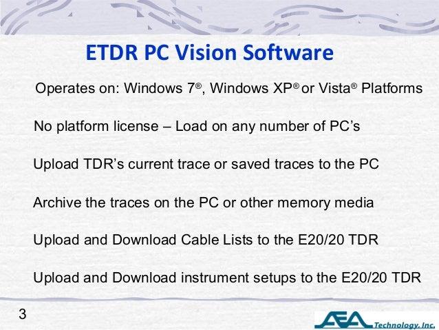 ETDR PC Vision Training Slide 3