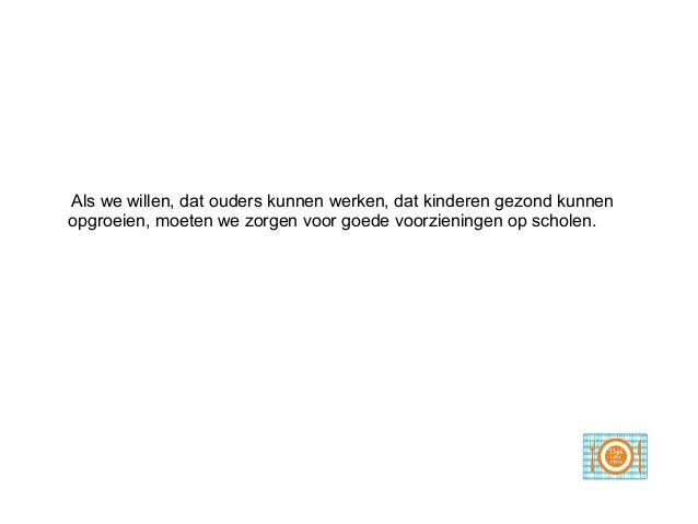 ' Eten op scholen ' , 25 01-1.05 1plus  2-_ Slide 3