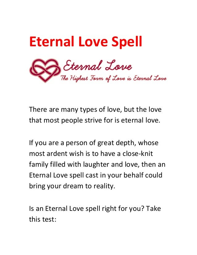 how to cast a spell to find true love If you're thinking of casting a love spell this valentine's day, here are six however, while casting a love spell may initially seem like a great way to get yourself a of the person you fancy, their feelings for you will not be true.