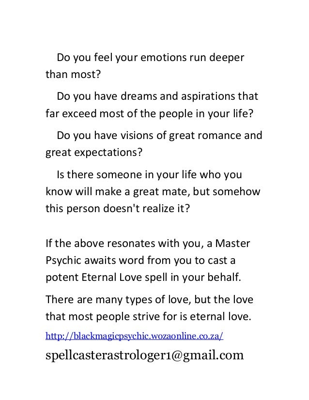Eternal lost love spells to fix your marriage in 24hrs