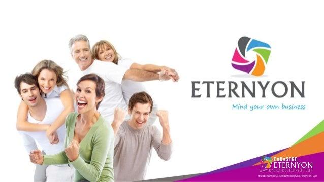 Eternyon Apresentação em Português - Como funciona?