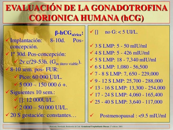 Resultado de imagen de La terapia de gonadotropina coriónica humana (hCG)