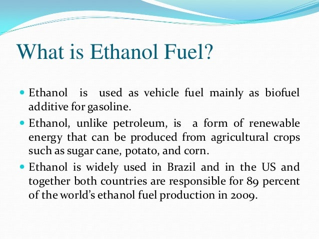 What Is Ethanol >> What Is Ethanol 2018 2019 Car Release And Reviews