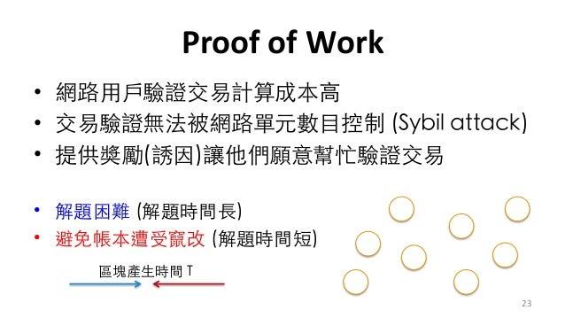 ProofofWork • 博 多 下 • 多博 們 有 FaKRUJ J T# • ⼤ 的 # 他博 多 • ⽽  # • 意 全  # 23 和 沒 G