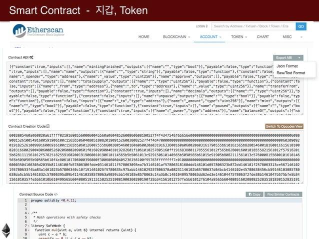 Smart Contract - , Token
