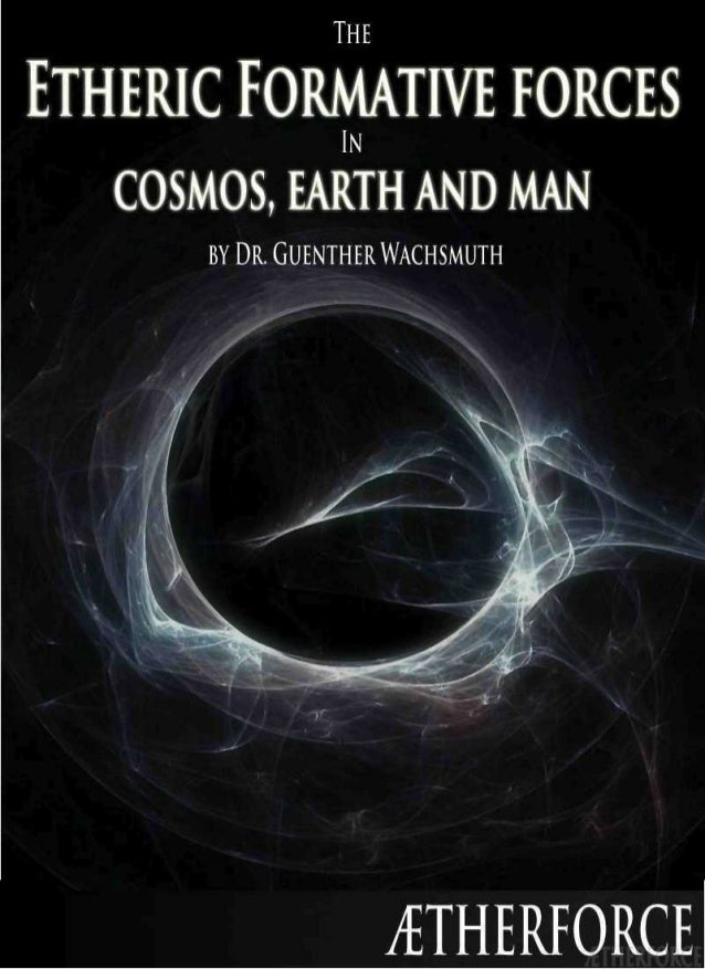 COSMOS. EARTH AND MAN 1 IrVi ÆTHERFORCE